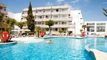 Barnvänliga hotell Mar Hotels Rosa del Mar & Spa.