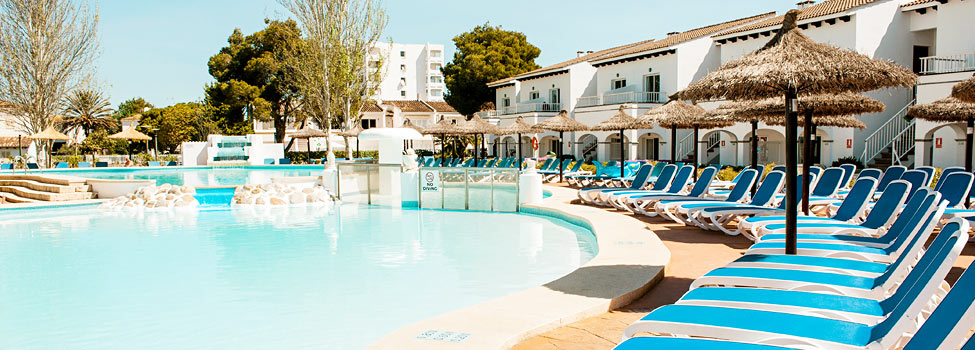 Sea Club, Alcudia, Mallorca, Spanien