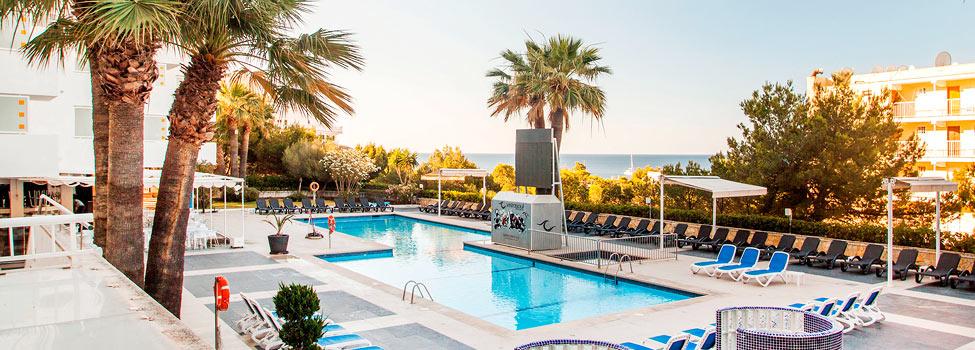 Vista Sol i Palma Nova/Magaluf - Boka hotell hos Ving idag!