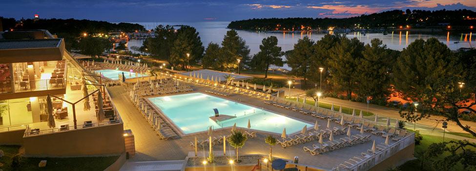 Hotel Laguna Molindrio, Porec, Istrien, Kroatien
