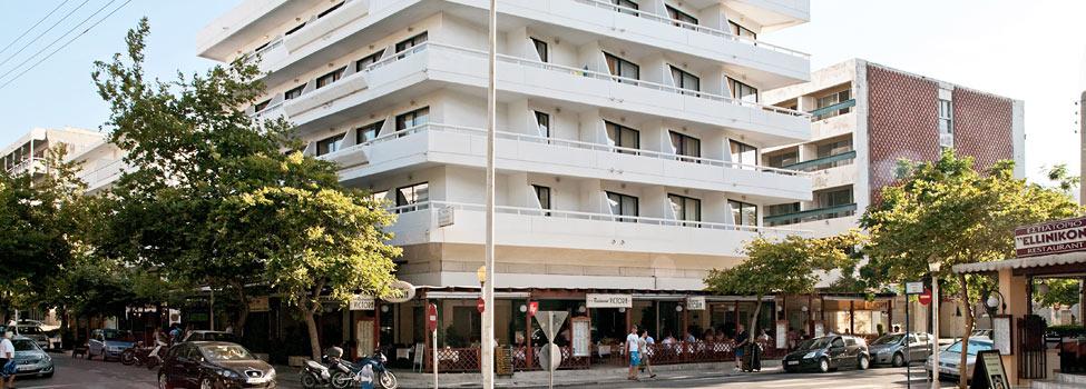City Center, Rhodos stad, Rhodos, Grekland