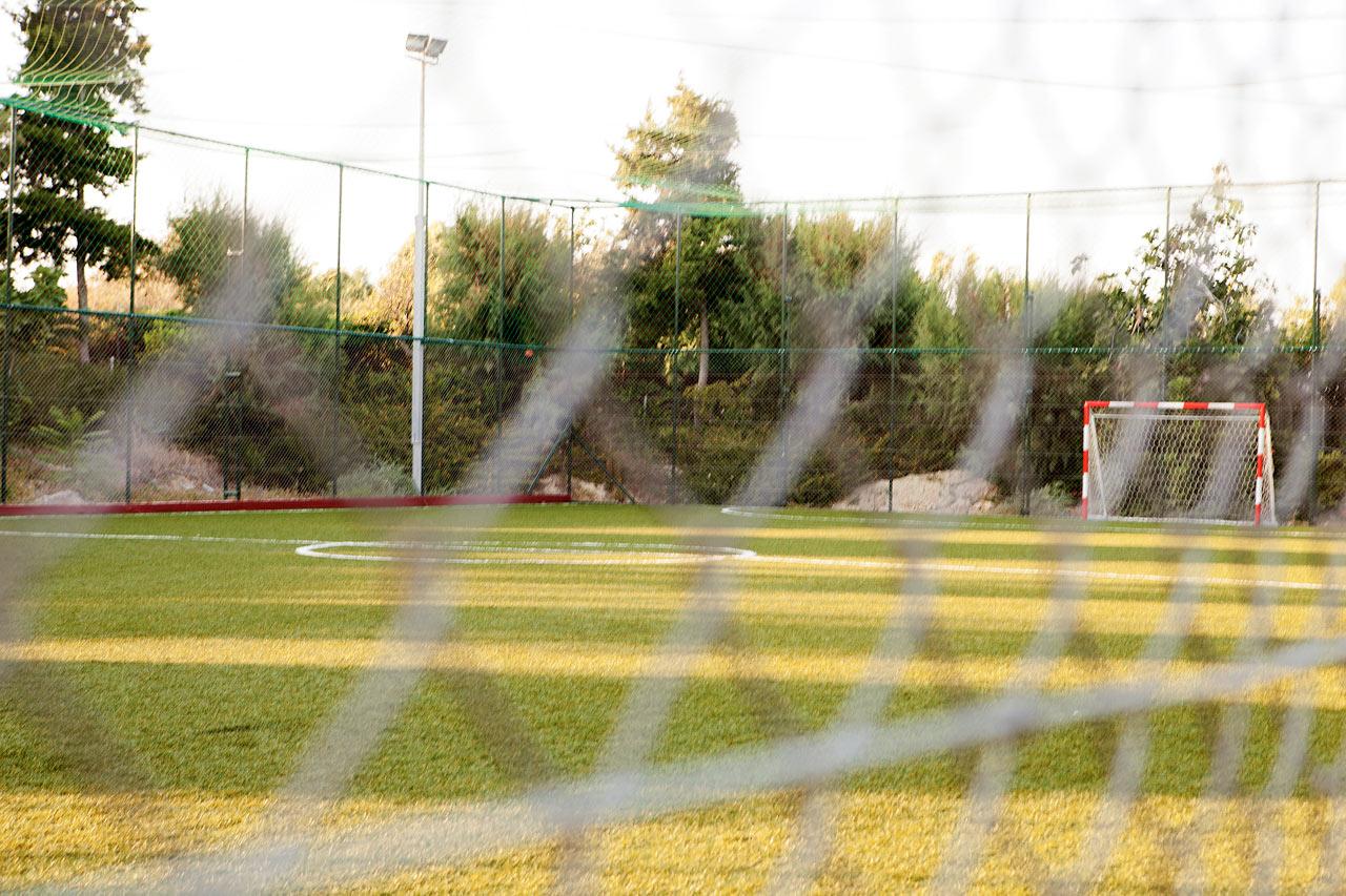 Sunwing Kallithea Beach - Sunwing Kallithea Beach har en egen fotbollsplan.