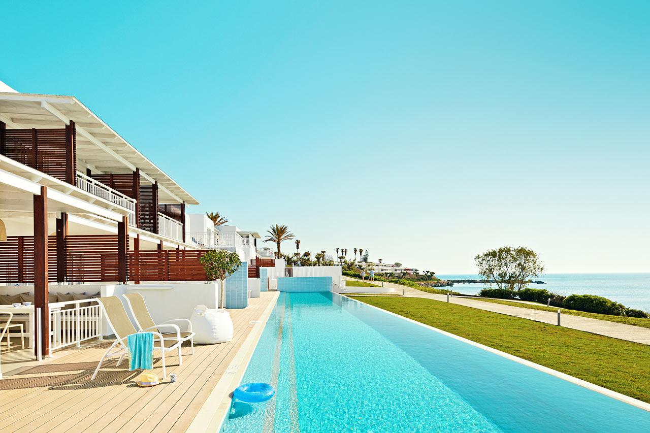 Sunwing Kallithea Beach - Royal Pool Suite med poolaccess, Triton.