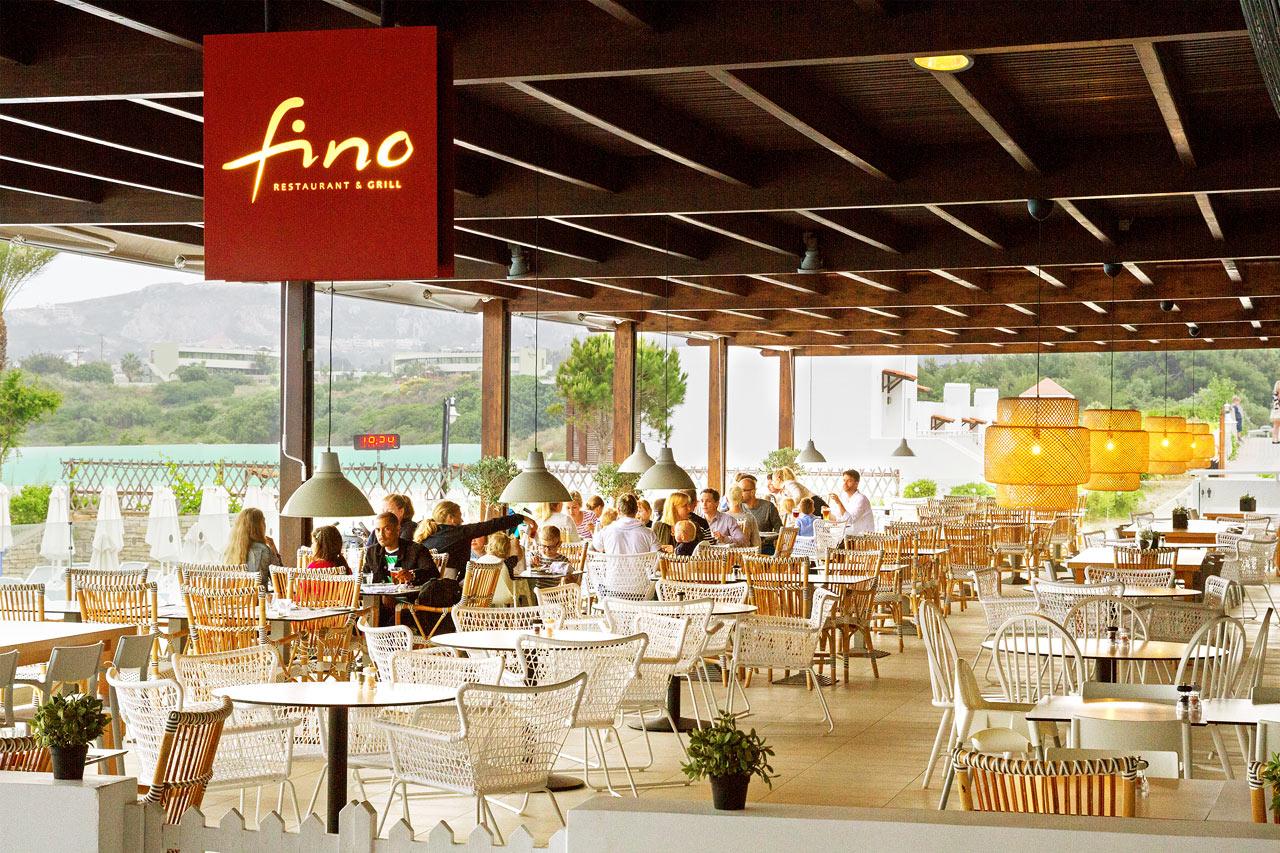 Sunwing Kallithea Beach - Njut av vällagad mat från en internationell meny med både klassiska och nyskapande rätter.