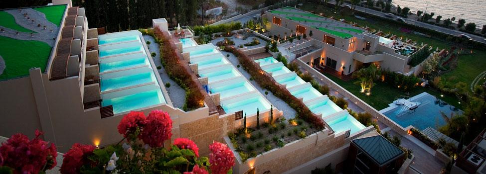 Amathus Elite Suites, Rhodos västkust, Rhodos, Grekland