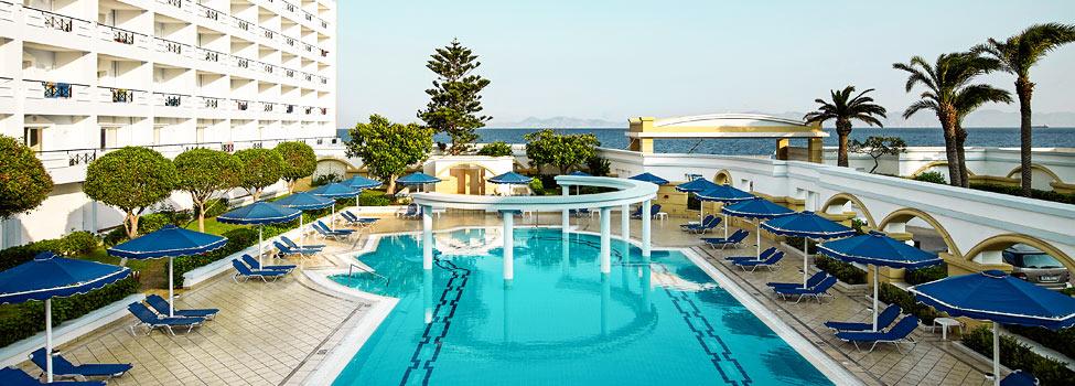 Mitsis Grand Hotel, Rhodos stad, Rhodos, Grekland