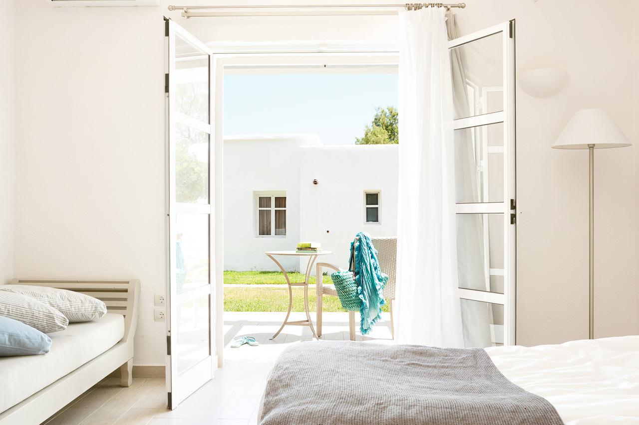 Sunprime Miramare Beach - Classic Suite med terrass, inredningen kan variera