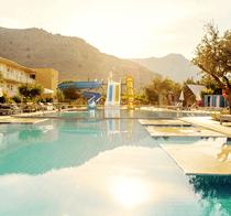 SunConnect Kolymbia Star - barnvänligt hotell för familjesemestern.