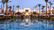 All Inclusive på hotell The Palace Port Ghalib.