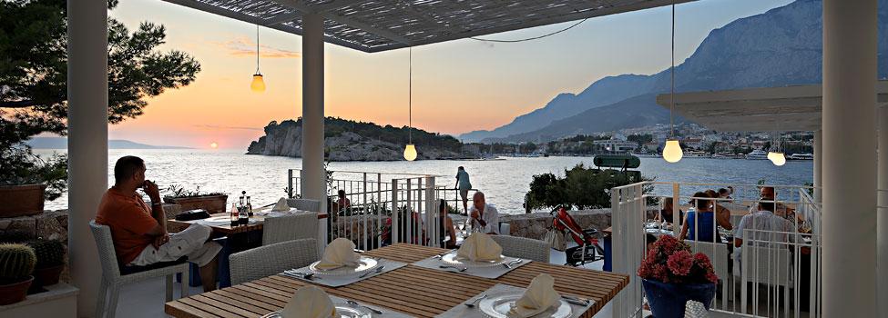Hotel Osejava, Makarska, Makarska rivieran, Kroatien
