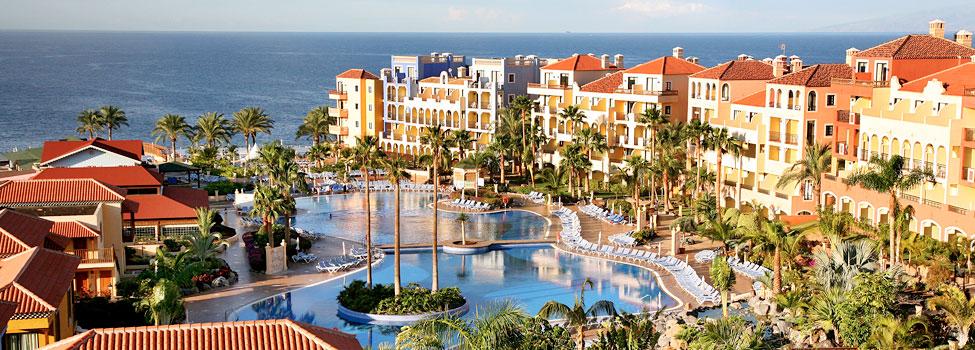 Bahia Principe Costa Adeje & Tenerife, Playa Paraiso, Teneriffa, Kanarieöarna