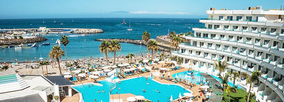 La Pinta, Playa de las Américas, Teneriffa, Kanarieöarna