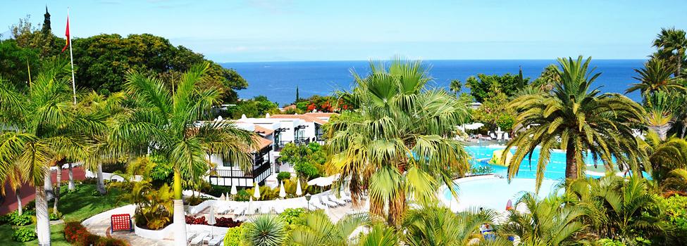 Jardin Tecina, La Gomera, La Gomera, Kanarieöarna