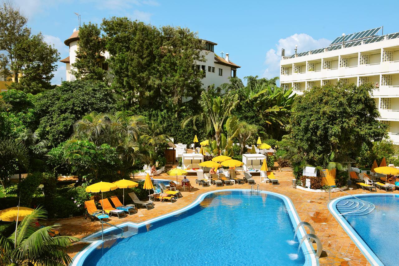 H10 tenerife playa i puerto de la cruz hotell med - Hotel ving puerto de la cruz ...