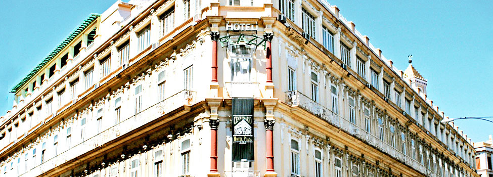 Hotel Plaza, Havanna, Kuba, Karibien/Västindien & Centralamerika
