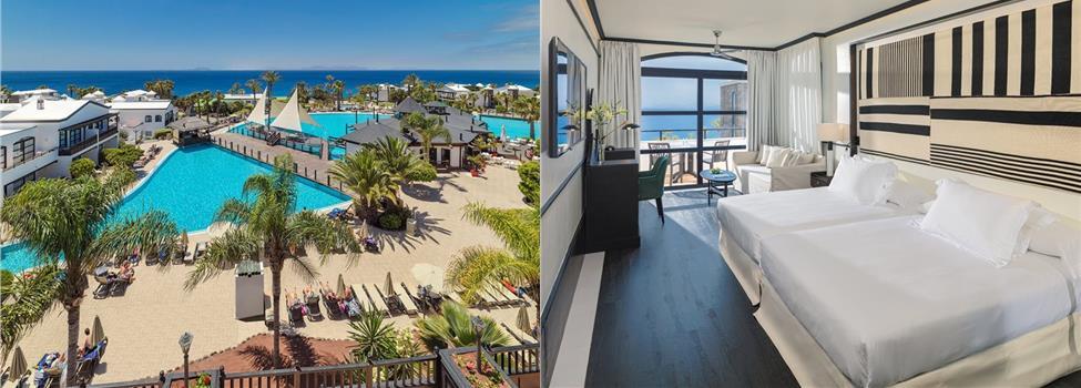 H10 Rubicon Palace, Playa Blanca, Lanzarote, Kanarieöarna