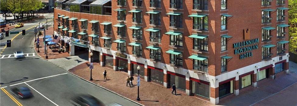 The Bostonian Boston (ex Millennium Bostonian), Boston, Östra USA, USA
