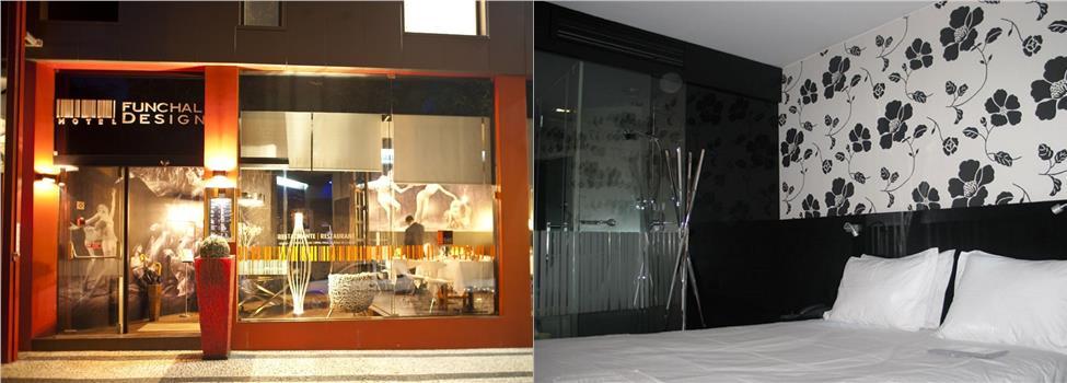 Funchal design hotel i funchal boka hotell hos ving idag for Madeira design hotel