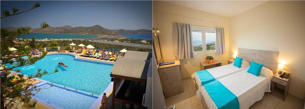 Elounda Residence, Elounda, Kreta, Grekland
