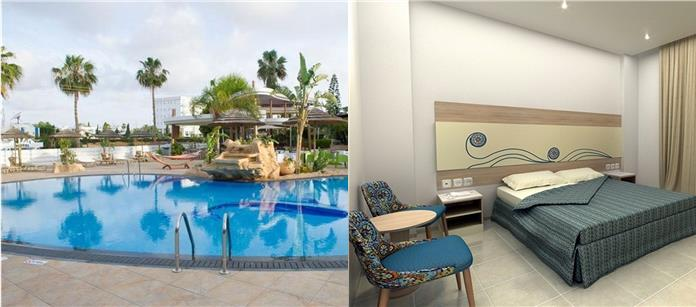 Stamatia Beach Hotel