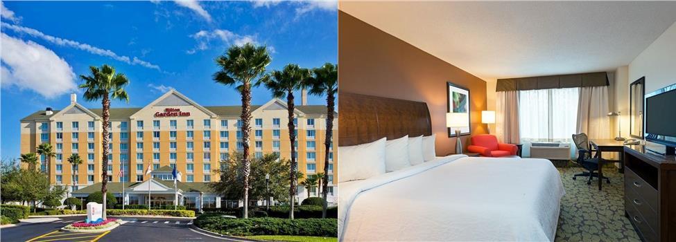 Hilton Garden Inn At Sea World I Orlando Boka Hotell Hos Ving Idag
