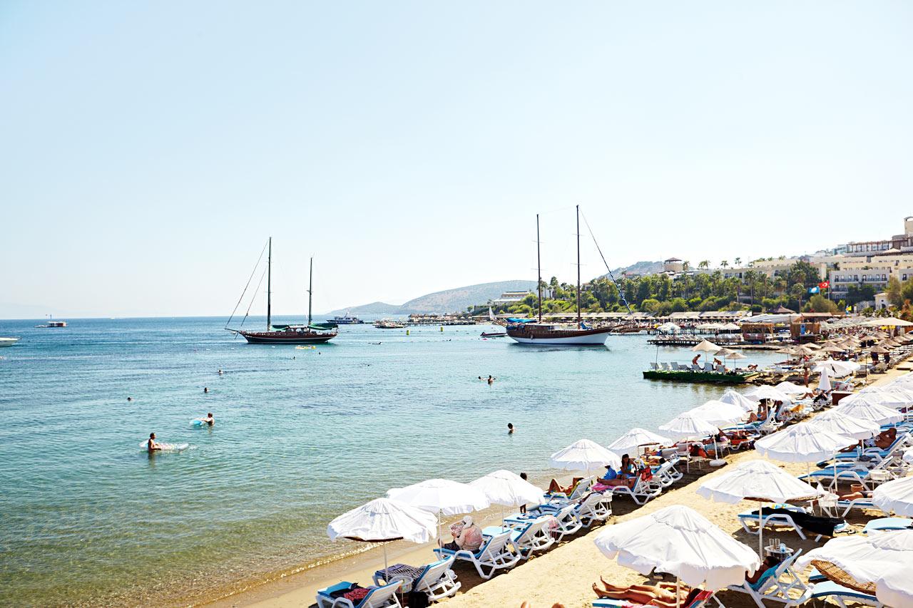 Bekvama resor ska locka turister tillbaka till turkiet
