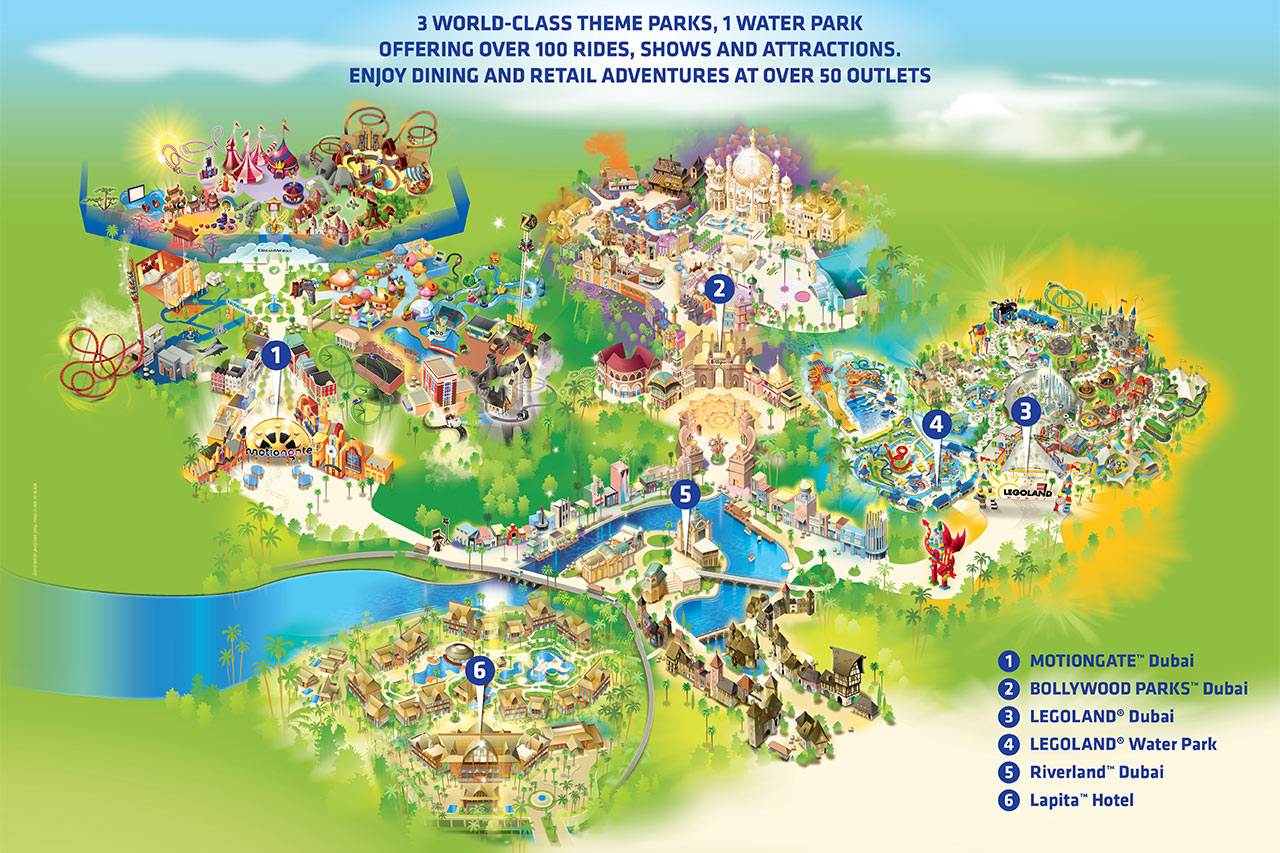 Dubai Parks And Resorts Boka Din Resa Till Dubai Parks And Resorts