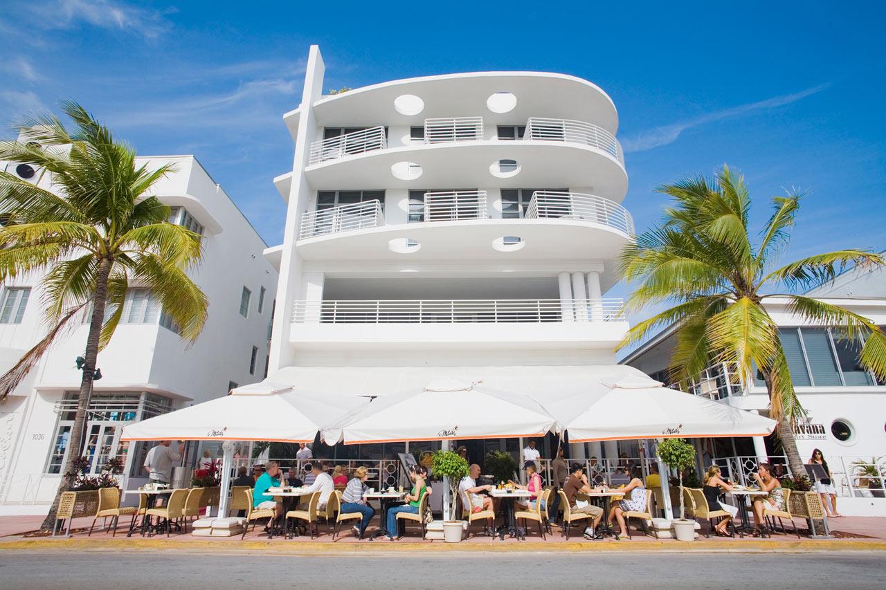 Miami Beach - Miami Beach, Ocean Drive