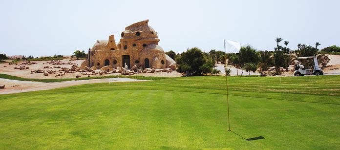 Golfresor egypten