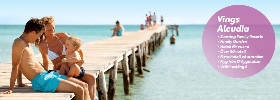 ving sunwing alcudia beach