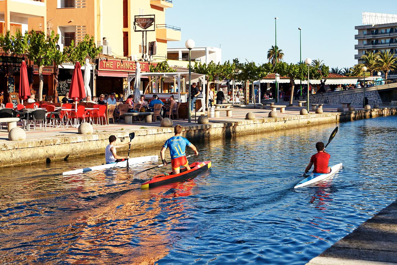 förbjuden spansk vattensporter i stockholm