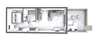 Club House Suite