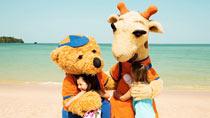 Barnaktiviteter, Sunwing Kamala Beach