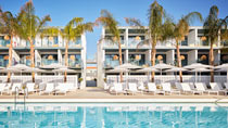 Pool, Ocean Beach Club - Cypern