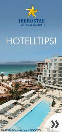 Rekommenderade hotell på Mallorca