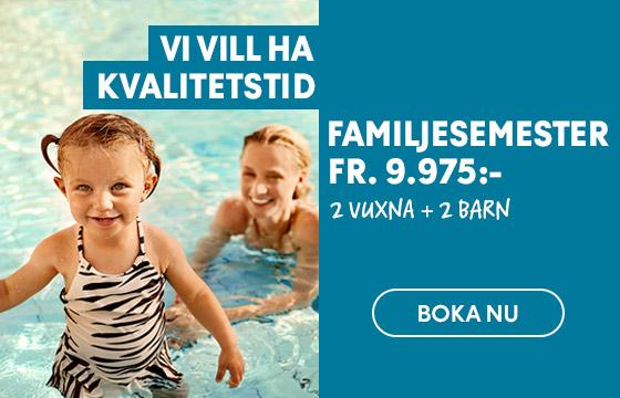 Familjehotell för alla plånböcker