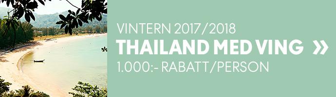 Thailand med Ving