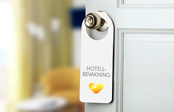 Hotellbevakning