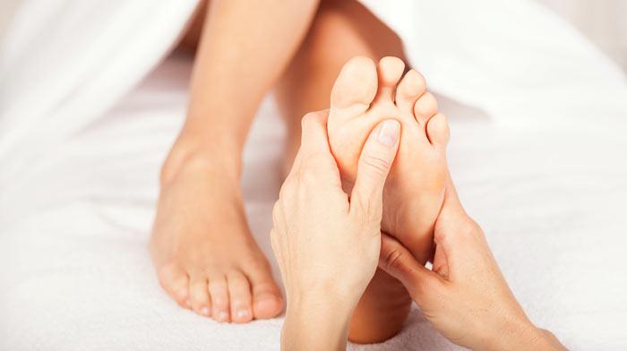 Händer, fötter & ben