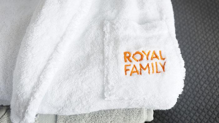Royal Komfort-paket