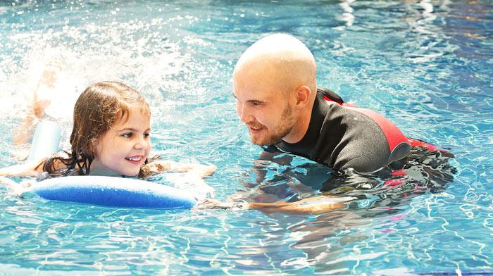 Nyhet! Sunwings simskola